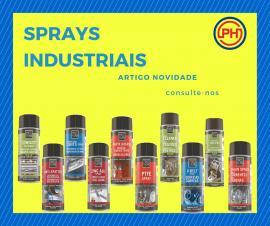 Sprays Industriais